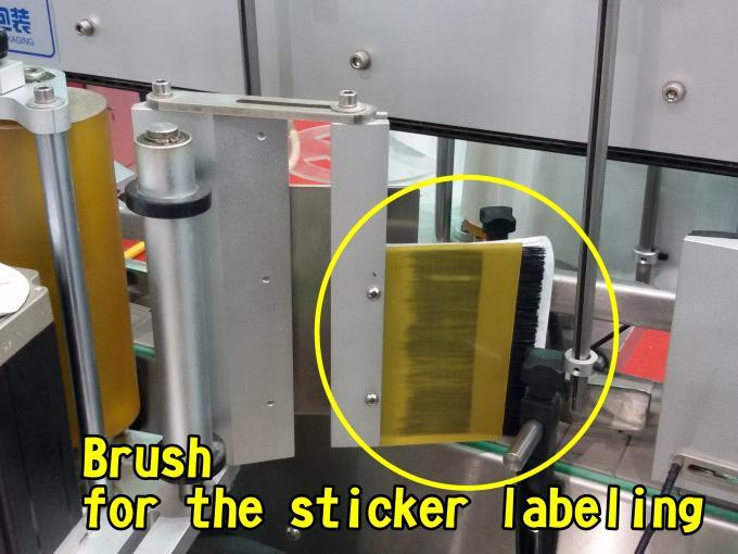 Automatyczna maszyna do etykietowania powierzchni płaskich do worków Factory High Speed 60-350 szt./min