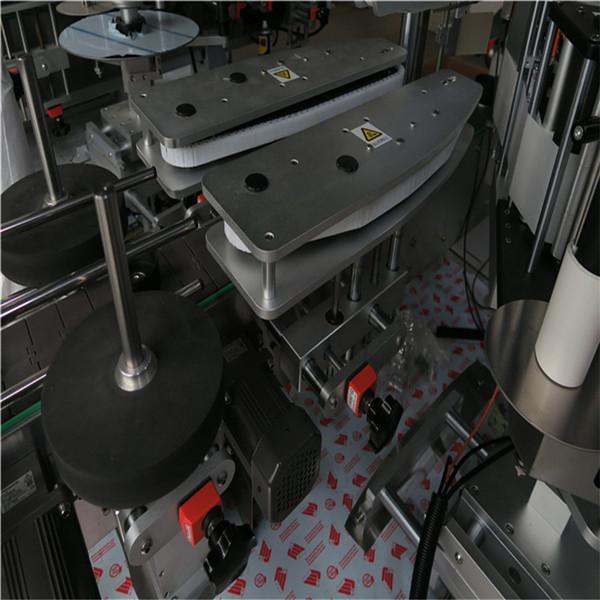 Maszyna do etykietowania typu Sigle Side / Double / Facade Side Label Machines