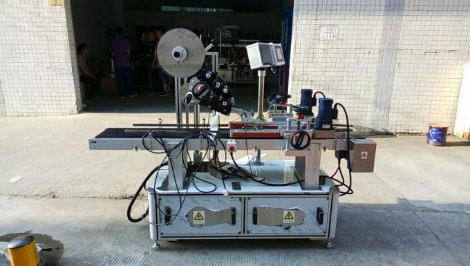 Maszyna do etykietowania górnego 1500W / urządzenie do nakładania etykiet na czapki, pudełka, czasopisma, karton