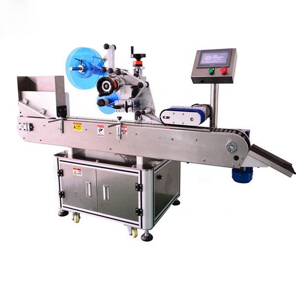 Automatyczna maszyna do etykietowania butelek Wysoki standard dla butelek z płynem E.