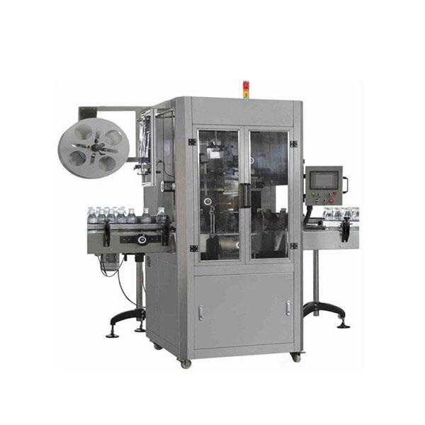 Automatyczna maszyna do etykietowania termokurczliwych rękawów Cups