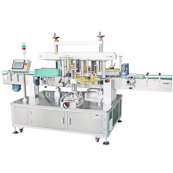 Maszyna do etykietowania dwustronnych naklejek, automatyczna maszyna do nakładania etykiet