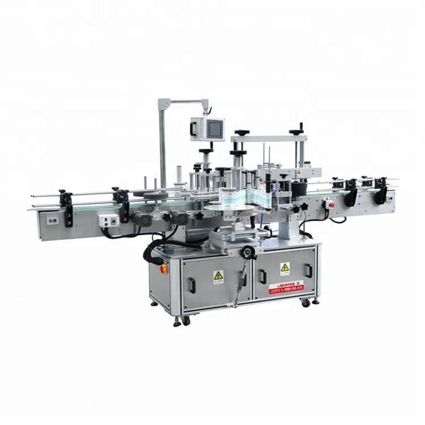 Maszyna do etykietowania dwustronnych naklejek