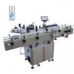 Napełnianie zamykającej automatycznej maszyny do etykietowania