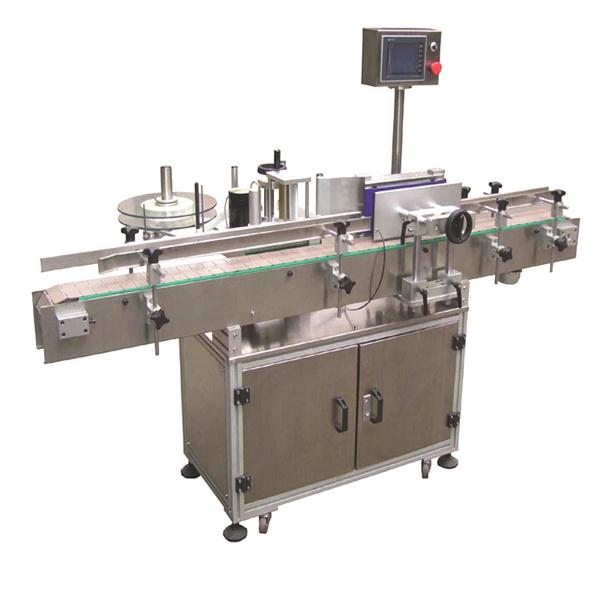 Elastyczna automatyczna maszyna do etykietowania naklejek z dwustronnymi torebkami papierowymi