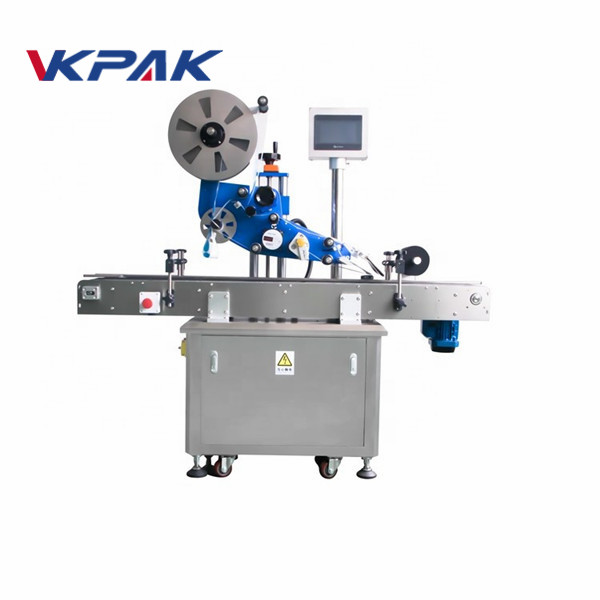 GMP Electric Flat Automatyczna maszyna do etykietowania naklejek do butelek samolotowych