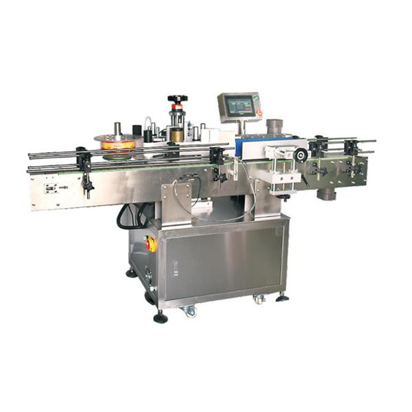 Automatyczna maszyna do etykietowania dwustronnych naklejek o wysokiej dokładności