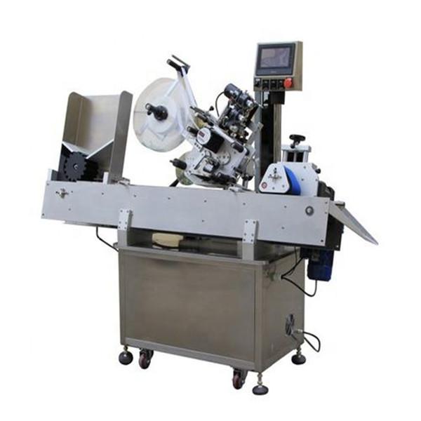 Wysokowydajna maszyna do etykietowania fiolek kosmetycznych