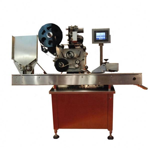 High Speed Sus304 Economy Automatyczne maszyny do etykietowania słoików i butelek