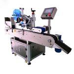 Inteligentna kontrola 10 ml mała butelka pozioma maszyna do etykietowania automatycznego