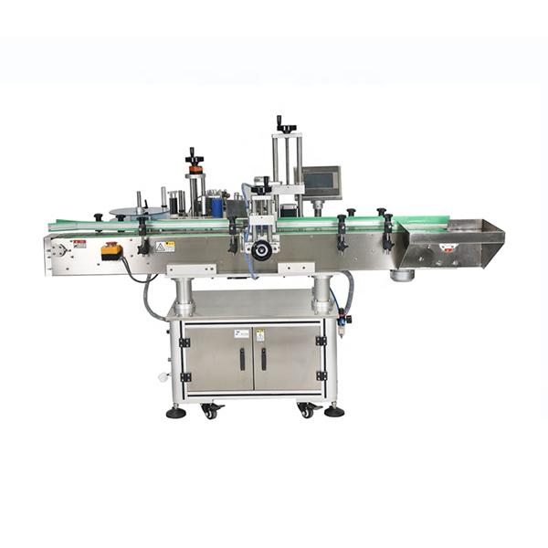 Inteligentne sterowanie PLC Automatyczna maszyna do etykietowania dwustronnych naklejek