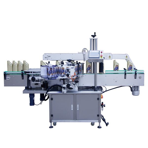 Maszyna do aplikacji etykiet na butelki