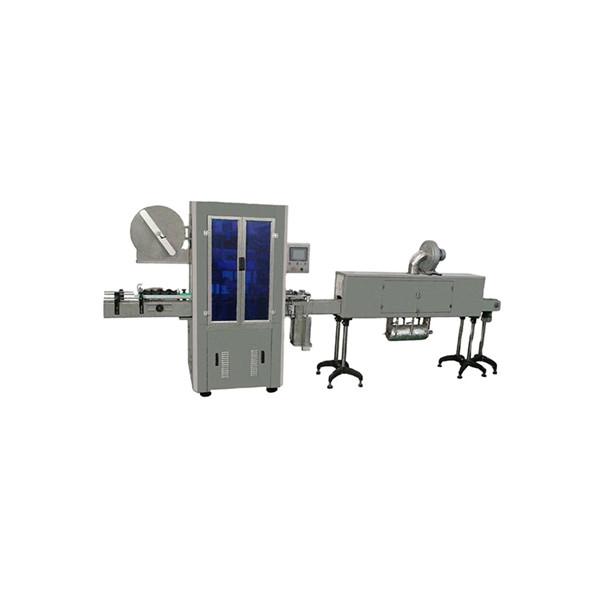 Maszyna do etykietowania butelek termokurczliwych na wodę mineralną
