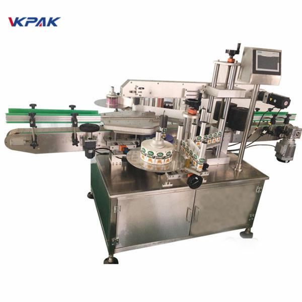 Wielofunkcyjna maszyna do etykietowania butelek