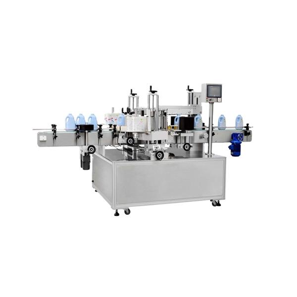 Wielofunkcyjna kwadratowa maszyna do etykietowania butelek