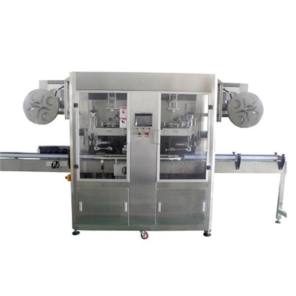 Butelka PET Maszyna do etykietowania termokurczliwych rękawów ze stali nierdzewnej do różnych butelek CE