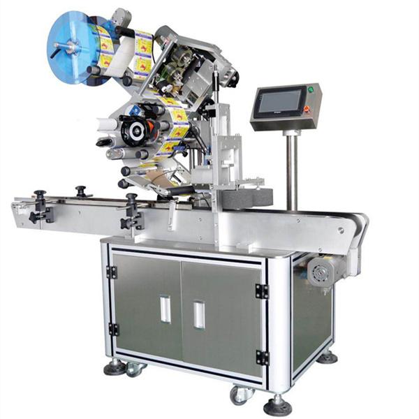 Samoprzylepna maszyna do etykietowania stronicowania