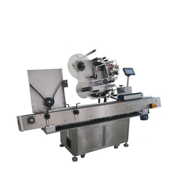 Przemysł farmaceutyczny Maszyna do etykietowania naklejek na fiolki