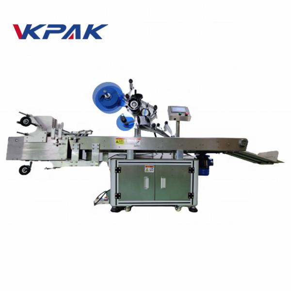 Maszyna do automatycznego etykietowania worek foliowy