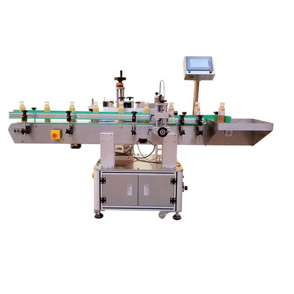 Profesjonalna maszyna do etykietowania naklejek na butelki