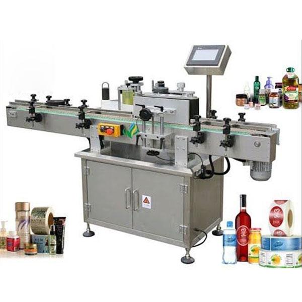 Maszyny do etykietowania okrągłych butelek, aplikator etykiet do owijania