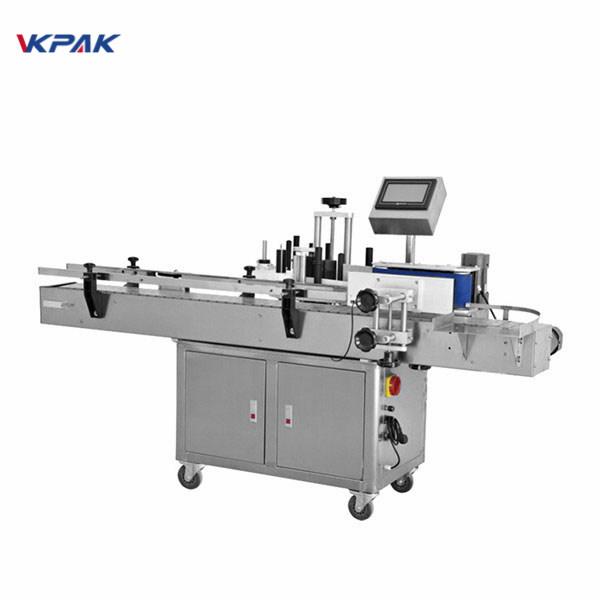 Samoprzylepna automatyczna maszyna do nanoszenia etykiet do etykietowania na gorąco