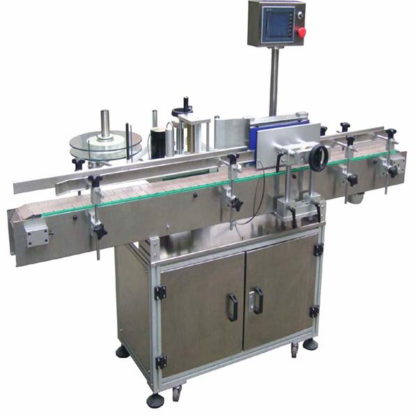 Samoprzylepna maszyna do etykietowania plastikowych butelek dla zwierząt