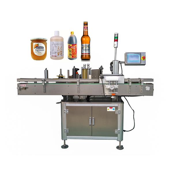 Samoprzylepna maszyna do etykietowania