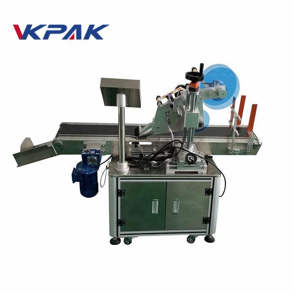Servo Sus304 Box Automatyczna maszyna do etykietowania naklejek z certyfikatem Ce