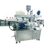 Kwadratowa maszyna do etykietowania butelek