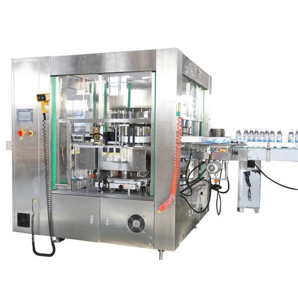 Lokalizacja trzech twarzy Automatyczna maszyna do etykietowania naklejek Maszyna z systemem obrotowym