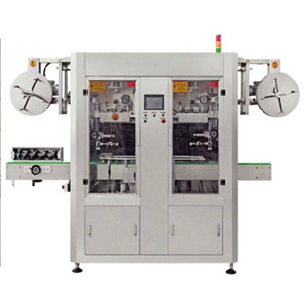 Maszyna do etykietowania rękawów termokurczliwych