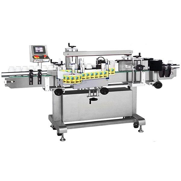 Maszyna do etykietowania butelek wina dwustronna