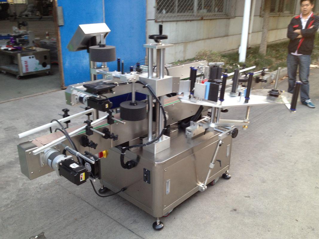 Butelka Opp Automatyczna maszyna do nakładania naklejek do szybkiego kleju topliwego