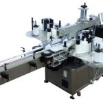 SUS304 Ekonomiczna dwustronna maszyna do etykietowania naklejek ze stali nierdzewnej