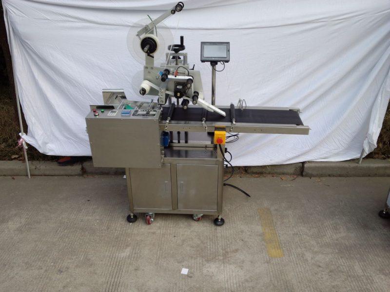 Chiny Serwomotor do ręcznej papierowej płaskiej powierzchni aplikatora etykiet firmy Telta znanego dostawcy marki