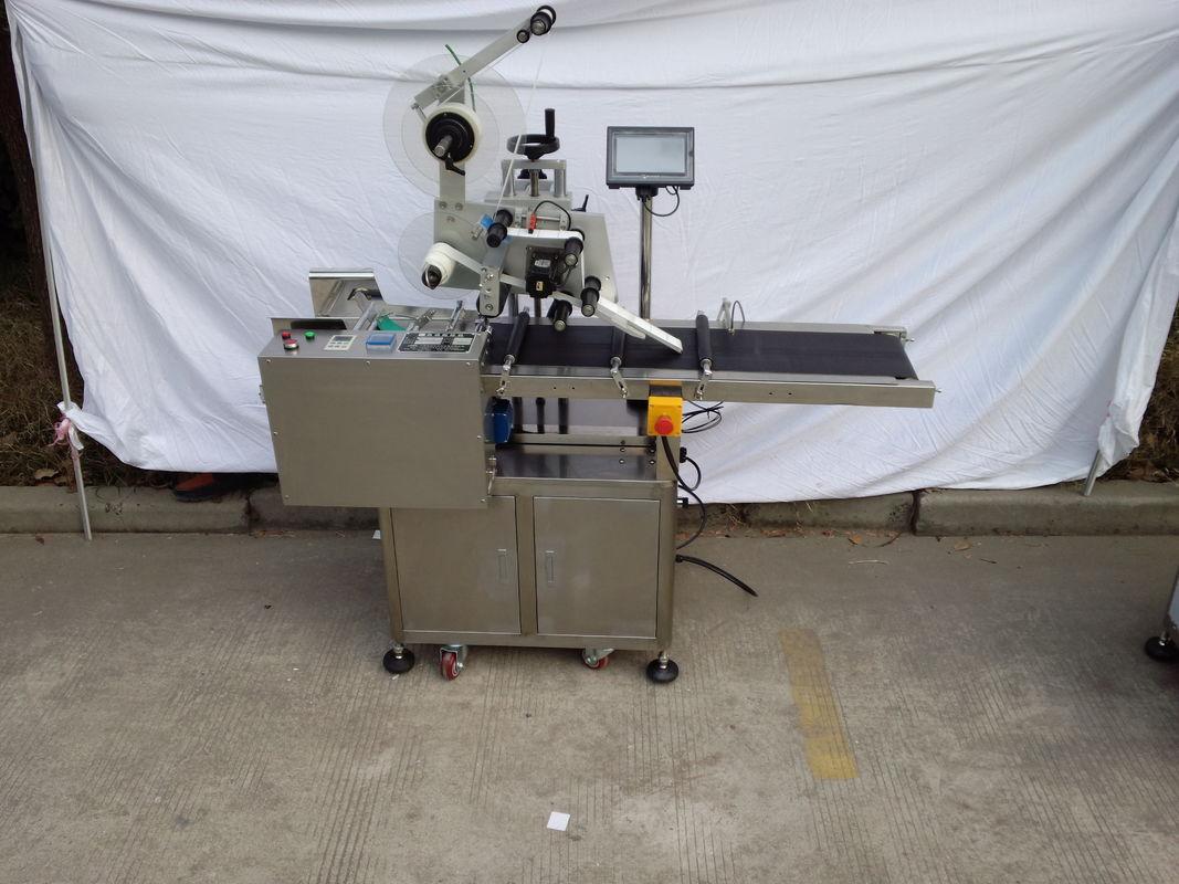 Ręczny silnik serwomechanizmu aplikatora etykiet papierowych o płaskiej powierzchni