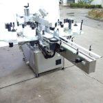 Automatyczna dwustronna maszyna do etykietowania naklejek z przednią i tylną stroną
