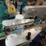 Dwustronna kwadratowa maszyna do etykietowania butelek do produktów higieny osobistej