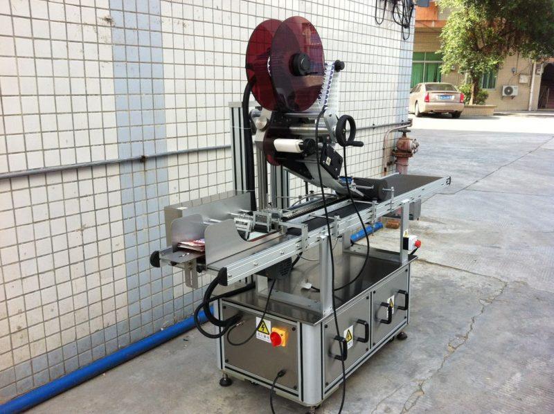 Chiny Maszyna do etykietowania z napędem elektrycznym, dostawca samoprzylepnych maszyn do etykietowania
