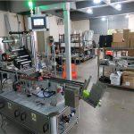 Automatyczna maszyna do etykietowania na górze Aplikator etykiet do powierzchni płaskich