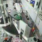 Automatyczna maszyna do etykietowania dwustronnych naklejek do kwadratowych okrągłych płaskich butelek