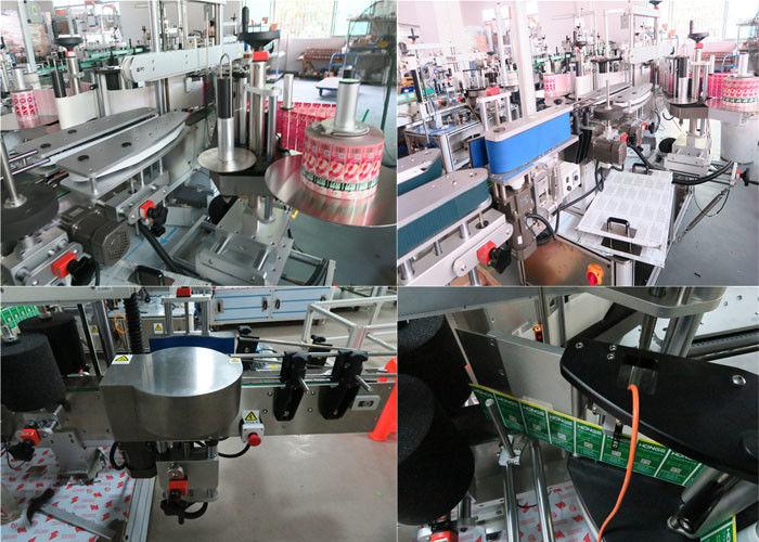 Daily Bottles Front and Back Maszyna do etykietowania, Maszyna do etykietowania słoików