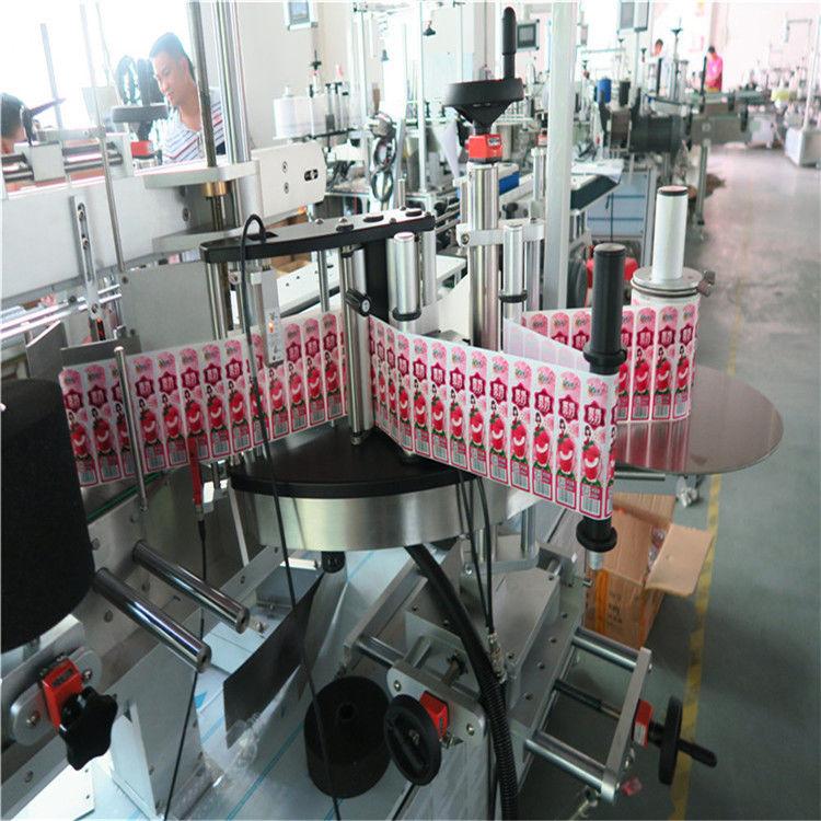 Wielofunkcyjna przezroczysta automatyczna maszyna do etykietowania naklejek