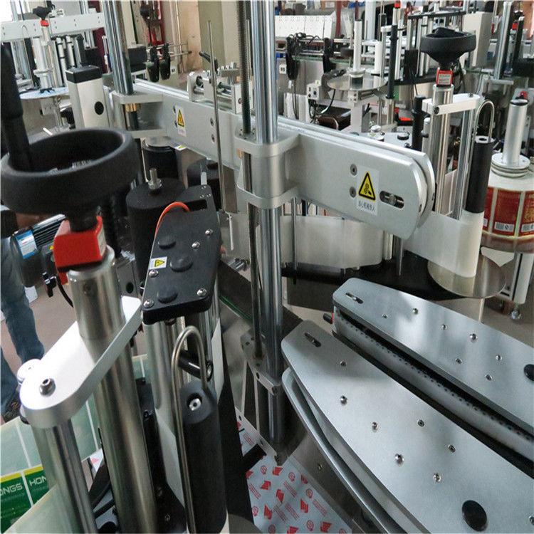 Automatyczny aplikator etykiet do butelek okrągłych / kwadratowych / subuliform