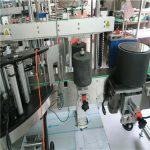 Automatyczna maszyna do etykietowania szklanych butelek do szklanej butelki wina w Australii / Chile
