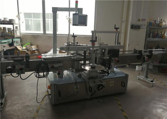 Plastikowa maszyna do etykietowania butelek na produkty chemiczne