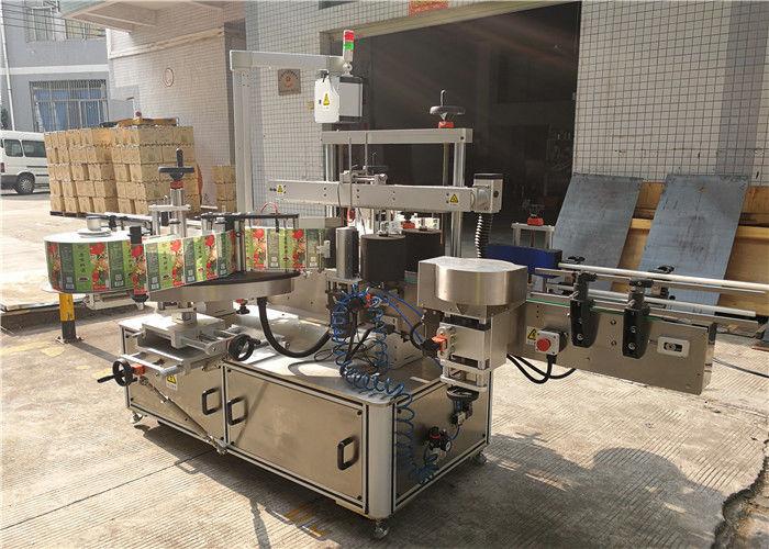 Maszyna do etykietowania butelek płaskich 3048 mm x 1700 mm x 1600 mm