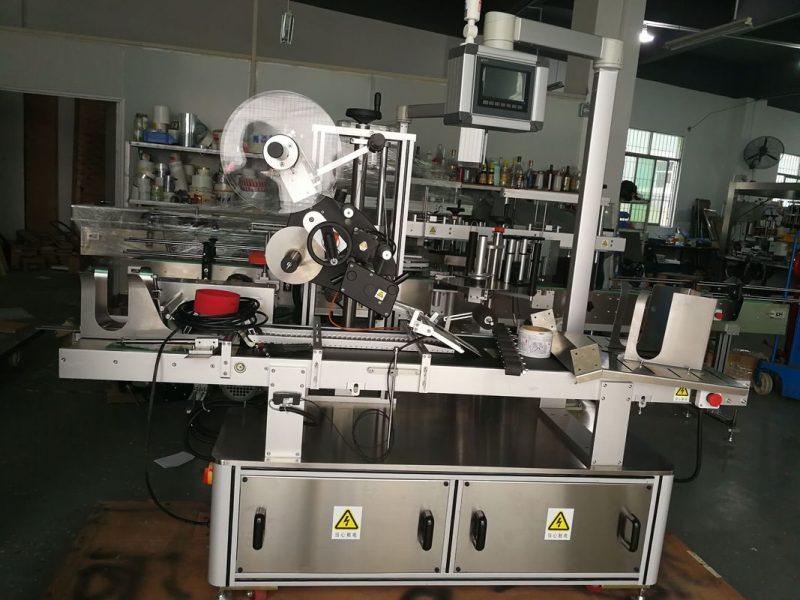 Chiny Paging Top Maszyna do etykietowania dla dostawcy plastikowej torby / nierozpakowanego kartonu / maski
