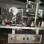 Paging Top Maszyna do etykietowania plastikowej torby / nierozpakowanego kartonu / maski